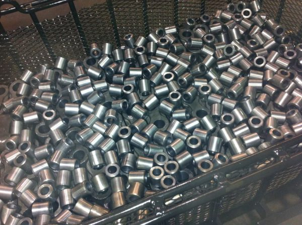Bearing Rollers and Chain Links