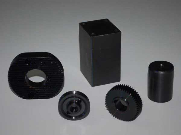 Black Oxide Coating - Assorted Components