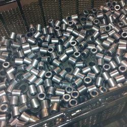 Bushes and Chain Links for Harden and Tempering