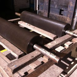 Grain Feed Rolls Flame Hardened O.D.