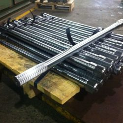 Auto Axles for Induction Hardening